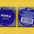 FREE S&H! US SELLER! NIVEA CREME SKIN MOISTURIZER TIN PURSE TRAVEL SIZE 1 OZ