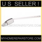 FAST FREE S&H! UNIVERSAL FLUSH LEVER CHROME HANDLE 4 MOST MANSFIELD TOILET TANKS