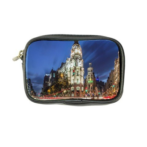 Architecture Building Exterior Buildings City Coin Purse