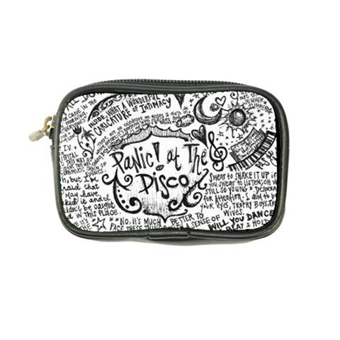 Panic! At The Disco Lyric Quotes Coin Purse