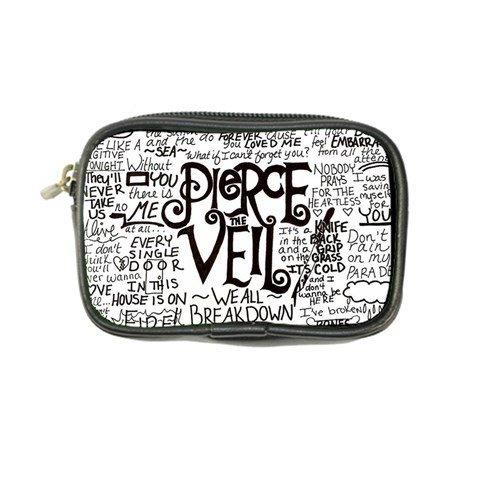 Pierce The Veil Music Band Group Fabric Art Cloth Poster Coin Purse