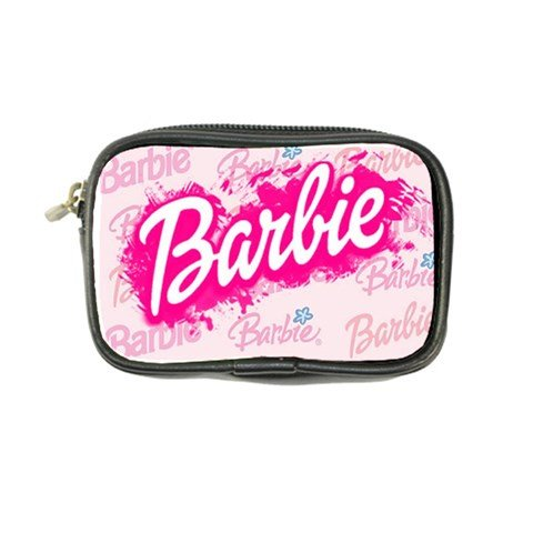 Barbie Pattern Coin Purse