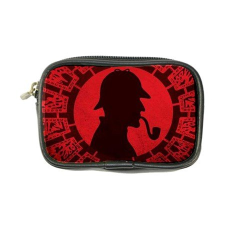 Book Cover For Sherlock Holmes And The Servants Of Hell Coin Purse