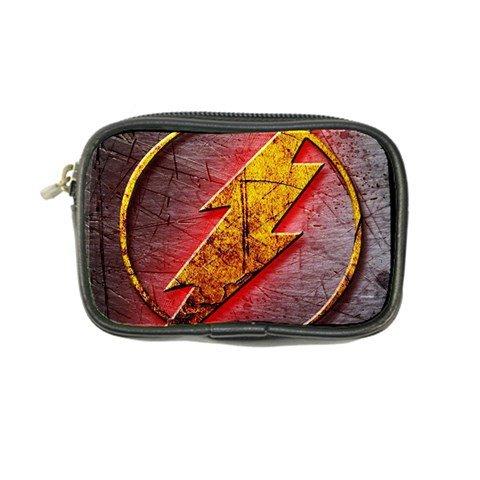 Grunge Flash Logo Coin Purse