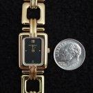 Vintage French Michel Herbelin Ladies Watch Gold Chain ETA Swiss 5 Jewel
