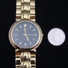 Jaccard Men's Watch, Gold, France, Quartz 7 Jewel