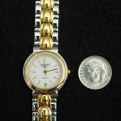 Jaccard Ladies Stainless Watch, Gold, France, 7 Jewel Quartz