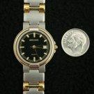 Simon Chang Men's Watch Stainless Steel Gold, France, 7 Jewel Quartz, 54