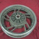 """Used Rear Wheel 16"""" x 3"""", 1981 Yamaha Maxim XJ550, 5K5-25338-20-00"""