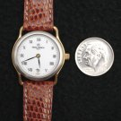 French Michel Herbelin Ladies Watch Gold Lizard ETA Swiss 7 Jewel, 103