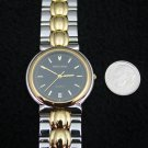 Simon Chang Men's Watch Stainless Steel Gold, France, 7 Jewel Quartz, 60