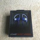 Beats by Dr. Dre Powerbeats2 Wireless Ear-Hook Headphones Cobalt Blue