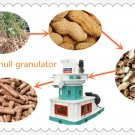 Home use peanuthull granulator for sale ----Kingoro