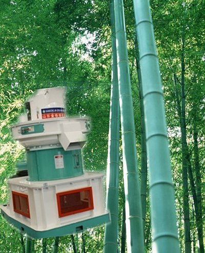Jingerui customized bamboo flour granulator for sale