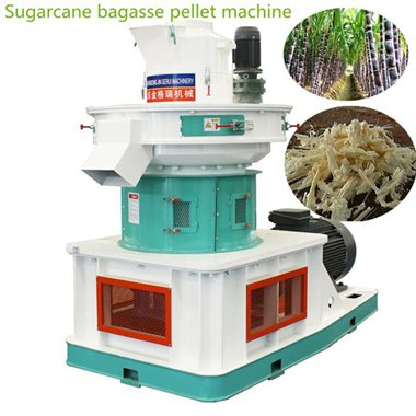 1.5t/h sugarcane bagasse pellet mill for sale Kingoro