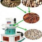 2.5 t/h customized bark press machines jingerui