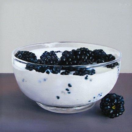 All Natural Blackberry Cream Scented Shampoo 2 Oz
