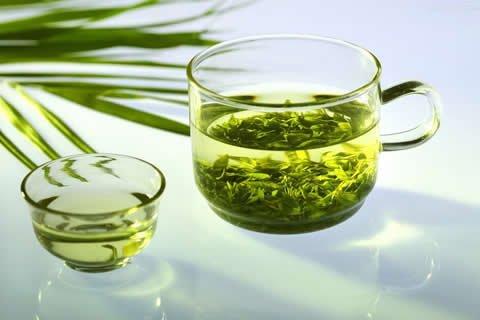 All Natural Blackberry Green Tea Scented Shampoo 16 Oz