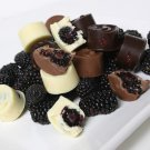 All Natural Chocolate Blackberry Scented Shampoo 2 Oz