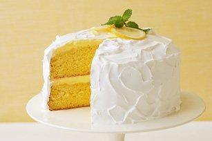 All Natural Lemon Cake Scented Shampoo 16 Oz