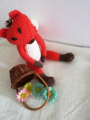 Rag Doll Foxi