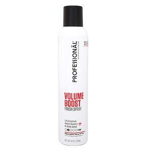 6 cans of Professional by Nature's Therapy Volumizing Hairspray, Firm Hold 10oz ea