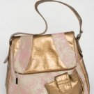 amykathryn VEGAN Freesia Bronze Messenger handbag/Tote  SALE