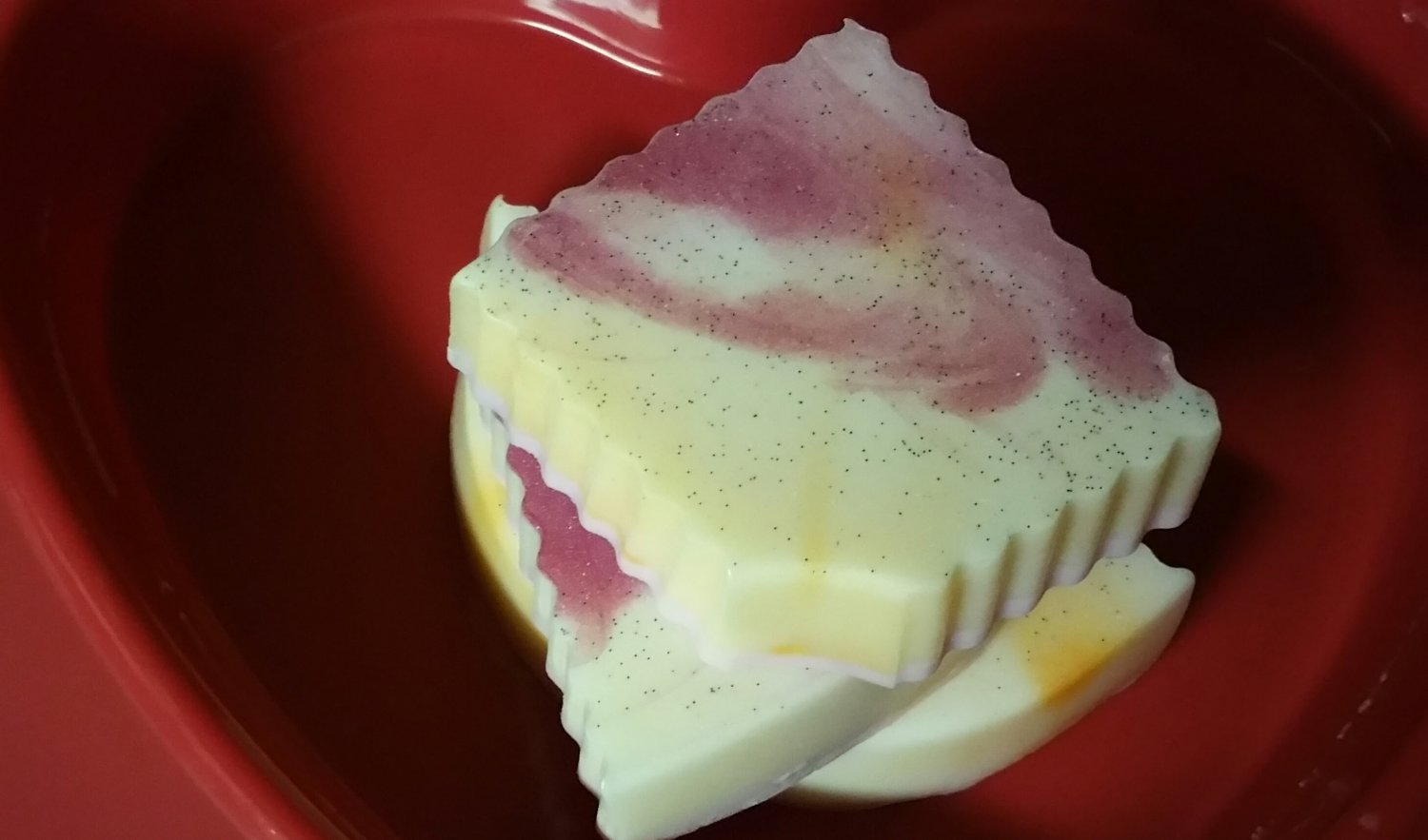 Grapefruit- Rose Body Bar