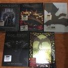 Brand New Game of Thrones DVD Season 1 - 5 Complete 1 2 3 4 5 DvD Set m4