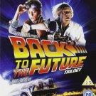 Back to the Future Trilogy 1 2 3 Blu-Ray Box Set BRAND NEW Free Ship m6