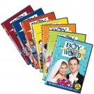 BOY MEETS WORLD: THE COMPLETE SERIES, SEASONS 1-7, Region 1 dvd BRAND NEW! m7