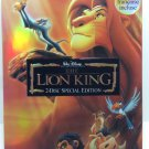 Brand New The Lion King (DVD, 2003, 2-Disc Set, Platinum Edition; Features an All-New Song m21