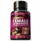 FEMALE Enhancement LIBIDO BOOSTER Pills Women Enhancer Herbal Supplement