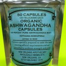 Ashwagandha Capsules 500mg*Protects Immune System*Combats Stress*Improves Memory