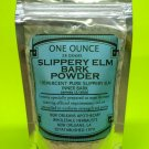 Slippery Elm Inner Bark Powder 1 OZ.