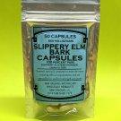 Slippery Elm Inner Bark Capsules 600 mg