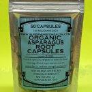 Organic Asparagus Root Caps(Asparagus Racemosus)*Shatavari