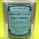 ORGANIC-TULSI*HOLY-BASIL(Ocimum sanctum)IMPROVES-MEMORY*NERVE-TONIC*ANTI-STRESS
