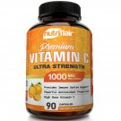 Vitamin C 1000mg - 90 Capsules Immune Support