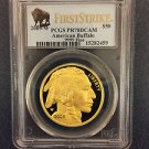 2009-W $50 Buffalo PCGS PR70DCAM First Strike 1oz