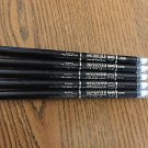 5X L'OREAL  INFALLIBLE 16HR NEVER FAIL EYELINER  BLACK  NEW FULL SIZE