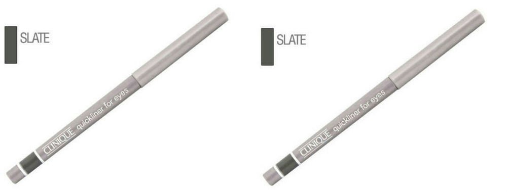 2X Clinique Quickliner for eyes Eyeliner Pencil 04 Slate  New