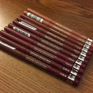 10X RIMMEL LONDON EXAGGERATE FULL COLOUR LIP LINER MIX NEW