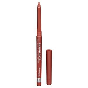 6X RIMMEL LONDON EXAGGERATE FULL COLOUR LIP LINER 045 EPIC NEW SEALED