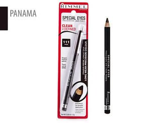 3X RIMMEL SPECIAL EYES PRECISION EYE LINER PENCIL PANAMA NEW SEALED BOX