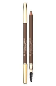 2X LANCOME LE CRAYON POUDRE POWDER PENCIL FOR BROWS BRUNET BROWN  NEW FULL SIZE