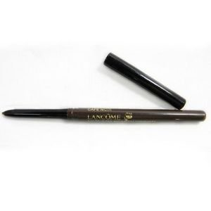 3X LANCOME LE STYLO   WATERPROOF LONG LASTING EYELINER CAFE NOIR NEW