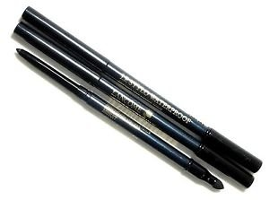 Lancome Le Stylo Long Lasting EYELINER  WATERPROOF MINUIT LOT OF 3 LINERS