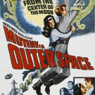 Mutiny in Outer Space 1965 Sci-Fi