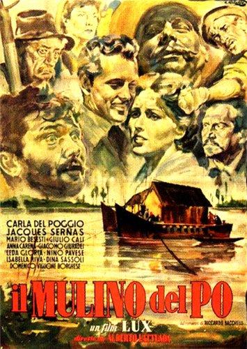 Il Mulino del Po aka The Mill on the Po 1949